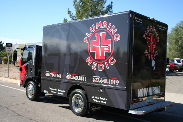Put the Advertising Space to Use: Box Truck Wraps in ...